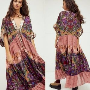 NWT Free People One Fine Day Maxi Top/Dress